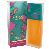 Perfume Animale Feminino 50ml Edp 100% Original E Lacrado.