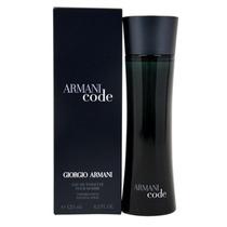 Armani Code Edt 125ml Pronta Entrega 100% Original Lacrado