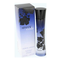 Perfume Feminino Armani Code 75ml Original