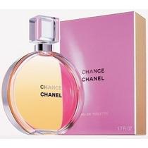 Perfume Chanel Chance 100ml -pura Mania Cosméticos