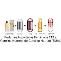 Âmbar Perfume Importado 212 Vip, Carolina Herrera, 212 Sexy