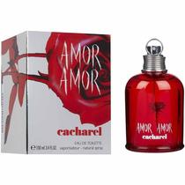 Cacharel Amor Amor Feminino - Eau De Toilette 100ml