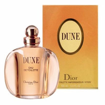 Perfume Dior Dune Eau De Toilette 100ml Feminino | Original