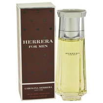 Perfume Masculinio Carolina Herrera 100ml 100% Original