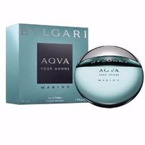 Perfume Aqva Pour Homme Marine Mas 50ml Bulgari Lacrado