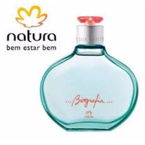 Perfume Biografia Feminino Original Lacrado.