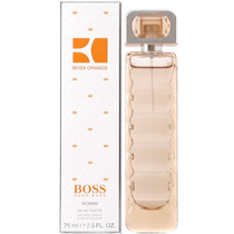 Perfume Boss Orange Woman Hugo Boss Edt 75ml Fem Frete Gráti