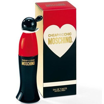 Perfume Cheap And Chic Moschino Edt Feminino 100 Ml