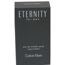 Perfume Calvin Klein Eternity For Men 50ml Lacrado Importado
