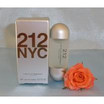 Miniatura Perfume Frete Gratis Mini 212 Nyc Carolinaherrera