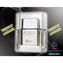 Zaad Eau De Parfum, 95ml O Boticario Lacrado Original