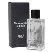 Perfume Abercrombie Fitch Fierce Cologne 100ml Masc Lacrado
