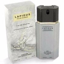 Perfume Lapidus Masculino 100 Ml Ted Lapidus
