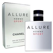 Perfume Chanel Allure Homme Sport Edt Masculino - 100 Ml