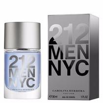 Perfume 212 Men Edt 30ml Carolina Herrera - Pronta Entrega.