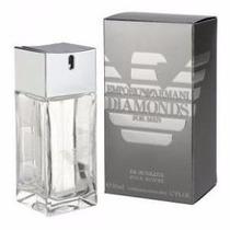 Emporio Armani Diamonds For Men Masculino 75ml
