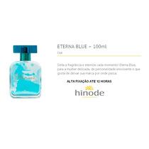 Perfume Eterna Blue 100ml Alta Fixação Ate 12h