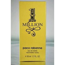 Perfume Importado Usa Masculino 1 One Million Paco Rabanne