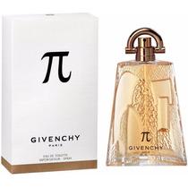 Perfume Pi Givenchy Eau De Toilette Masculino Original 100ml