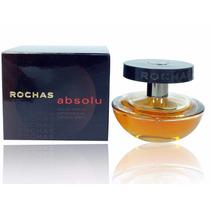 Rochas Absolu 75ml Edp Eau De Parfum / Apenas Experimentado