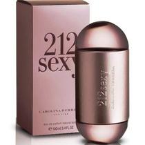 Perfume Carolina Herrera 212 Sexy Feminino 100ml - Original