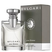 Perfume Bvlgari Pour Homme 50ml - Original E Lacrado