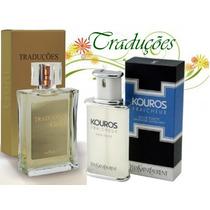 Perfume De Grife Hinode ( Fragrância Kouros Freicheur )