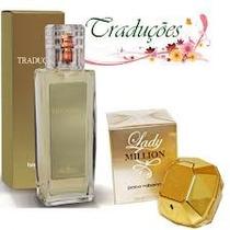 Perfume Hinode Traduçoes Gold 14 - Lady Million -100 Ml