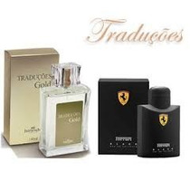 Perfume Hinode Traduções Gold 28 - Ferrari Black
