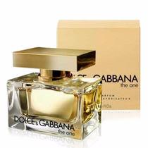 Perfume Dolce & Gabbana The One Eau De Parfum Feminino 75ml