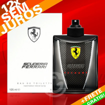 Perfume Scuderia Ferrari Extreme Masculino Tester Edt 125ml