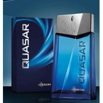 Perfume Masculino Quasar Boticário 125ml
