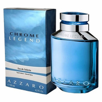 Perfume Azzaro Chrome Legend 125 Ml - Original E Lacrado!
