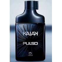 Kaiak Pulso Natura Masculino Original 100ml