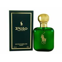 Perfume Polo Green Verde 59ml - 100% Original - Importado