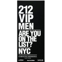 Perfume 212 Vip Men Carolina Herrera 50ml Similar
