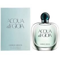 Perfume Acqua Di Gioia Feminino Eau De Parfum 100ml
