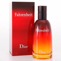 Perfume Fahrenheit 100ml Christian Dior ( Original )