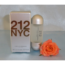 Miniatura Perfume Frete Gratis 212 Nyc Carolina Herrera 5ml