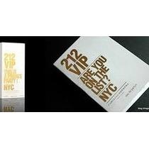 Perfume Importado Us 212 Vip Feminino 50ml Original Lacrado