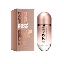 212 Vip Rosé Edp 80ml Feminino-original Lacrado