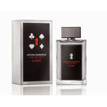 Perfume The Secret Game Antonio Bandeiras 100 Ml Lançamento