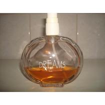 Frasco De Vidro Perfume O Boticário - Dreams -