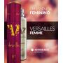 Perfume Import. Fragr. Orig. Up! Versailles Fem. 50ml+brinde
