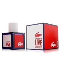 Perfume Lacoste Live 100ml Masculino Original Lacrado