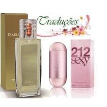 Perfume Hinode Traduções Gold 46 - 212 Sexy