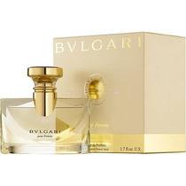 Perfume Bvlgari Pour Femme Feminino 50ml