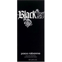 Perfume Masc. Paco Rabanne Black Xs 50ml Frete Grátis