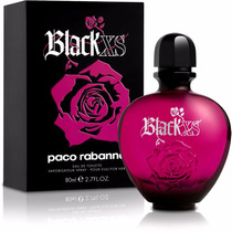 Perfume Black Xs Feminino Edt 80ml By Paco Rabbane