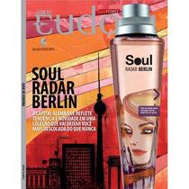 Perfume Soul Radar Berlin Deo Colônia Eudora 95ml